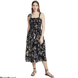 Free People Isla Midi Dress